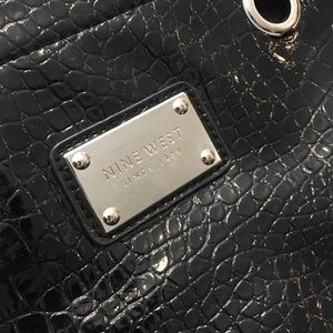 Nine West Faux Leather Tote
